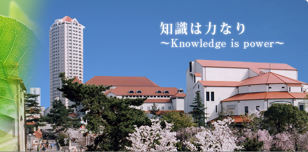 知識は力なり〜Knowledge is power〜